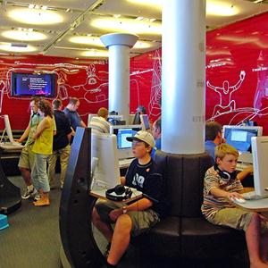 Интернет-кафе Вагая