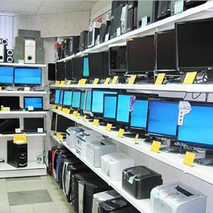 Компьютерные магазины Вагая