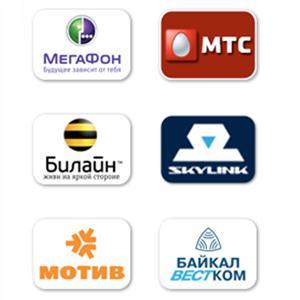 Операторы сотовой связи Вагая