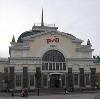 Железнодорожные вокзалы в Вагае