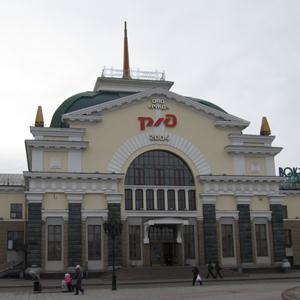 Железнодорожные вокзалы Вагая